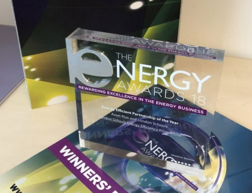 Asset+ are the 'Energy Partners' of the Year